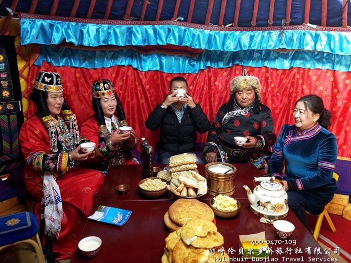 了解呼伦贝尔的蒙古族