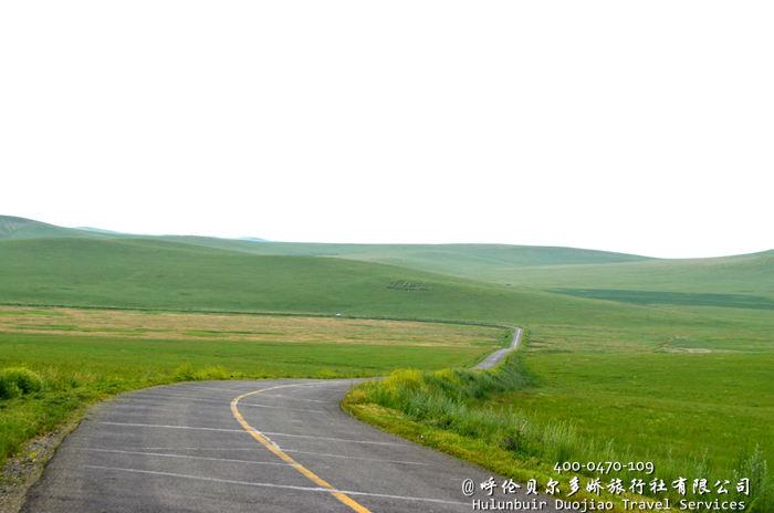 呼伦贝尔草原照片