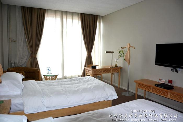额尔古纳大酒店