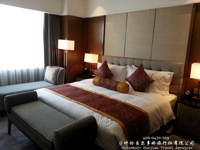 海拉尔百府悦酒店