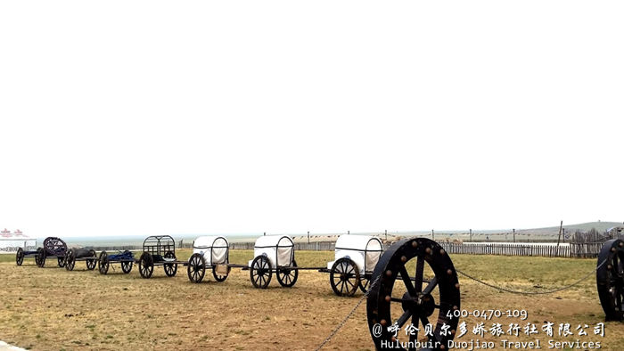 弘吉剌部蒙古大营