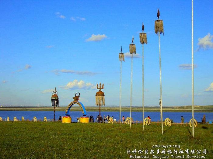 呼和诺尔草原旅游景区
