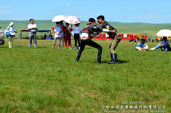 蒙古英雄哈萨尔王