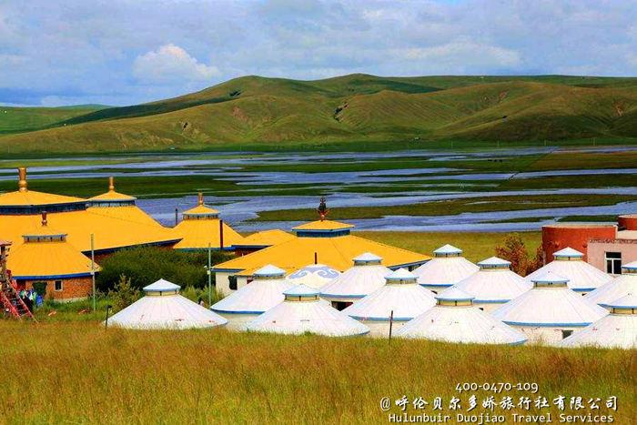 呼伦贝尔蒙古部落