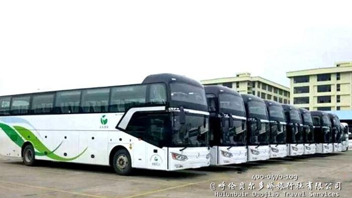 呼伦贝尔55座大巴车