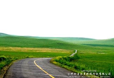 呼伦贝尔必玩旅游景点_边境线美景