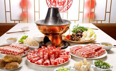 呼伦贝尔地方特色美食_涮羊肉火锅