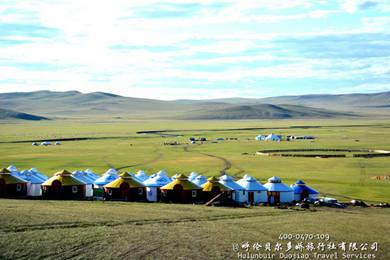 呼伦贝尔旅游草原住宿_蒙古包住宿排名