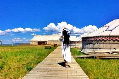 呼伦贝尔草原漠河北极村一路向北7日深度游