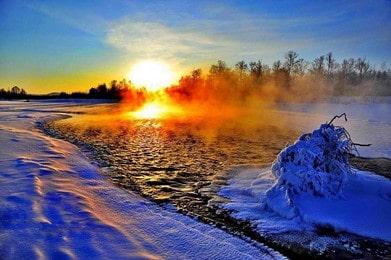 呼伦贝尔北方冬季冰雪美食嗨翻天5日游