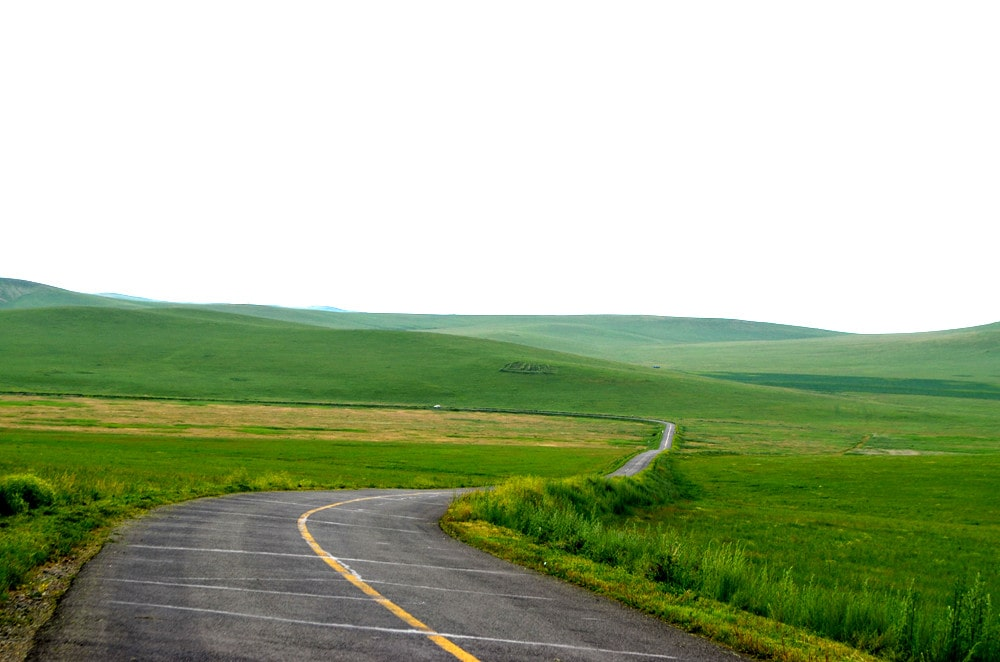 呼伦贝尔草原公路