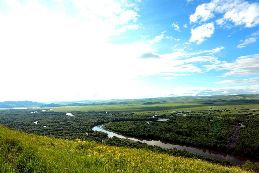 呼伦贝尔亚洲第一大湿地